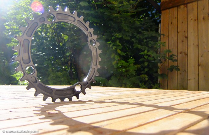 All hail the mighty thick thin chainring!