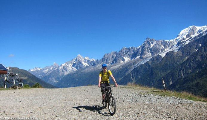 In Chamonix we call this lacking in views