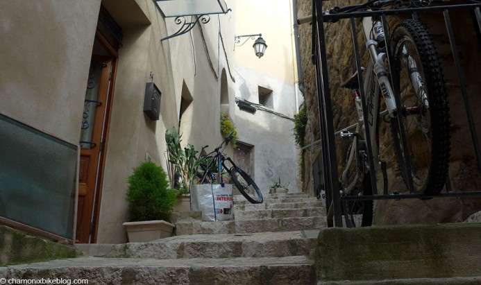 Poor access by car, but you got to love Provence's wee villages aesthetic.