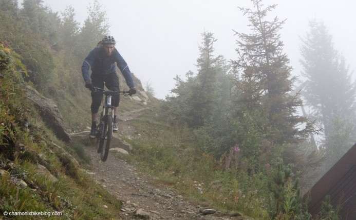 Welsh trail centre or Chamonix trail?